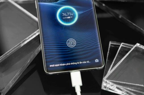 OPPO Reno4 Pro với 65W SuperVooc 2.0 là smartphone chính hãng có công nghệ sạc nhanh nhất Việt Nam hiện nay - Ảnh 2.