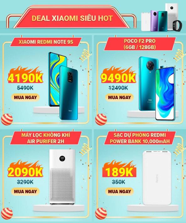 Xiaomi, HP và Hoco đua nhau giảm đến 50% cho tín đồ công nghệ - Ảnh 4.