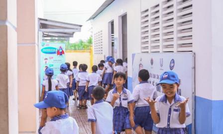 25 năm, hàng trăm campaign lớn nhỏ, Unilever ở lại trong trái tim người Việt với những chiến dịch truyền cảm hứng này - Ảnh 5.