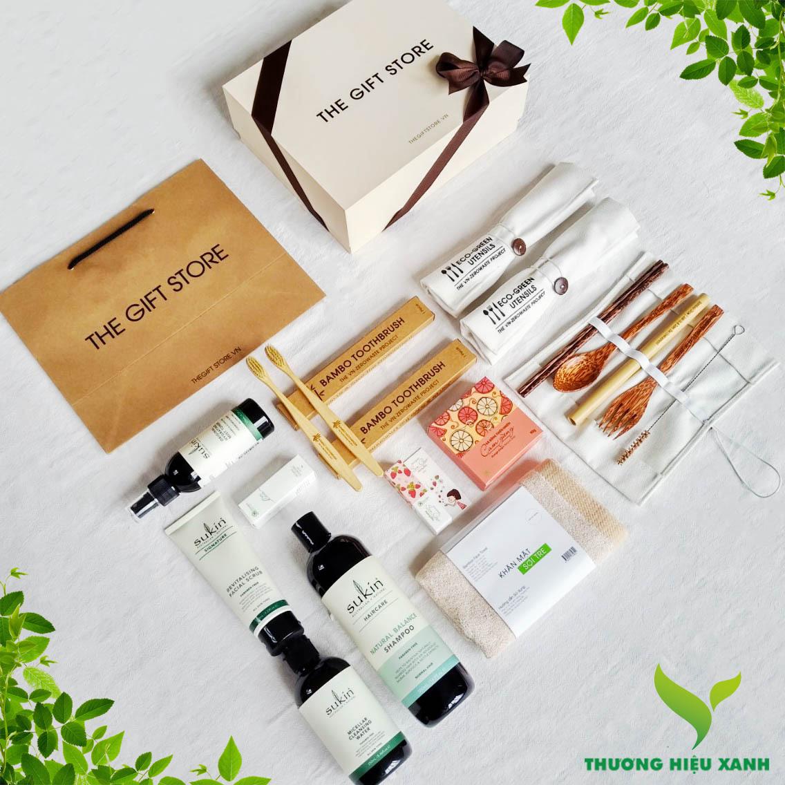 Start-up quà tặng lấy thân thiện môi trường làm tôn chỉ sản phẩm - Ảnh 2.
