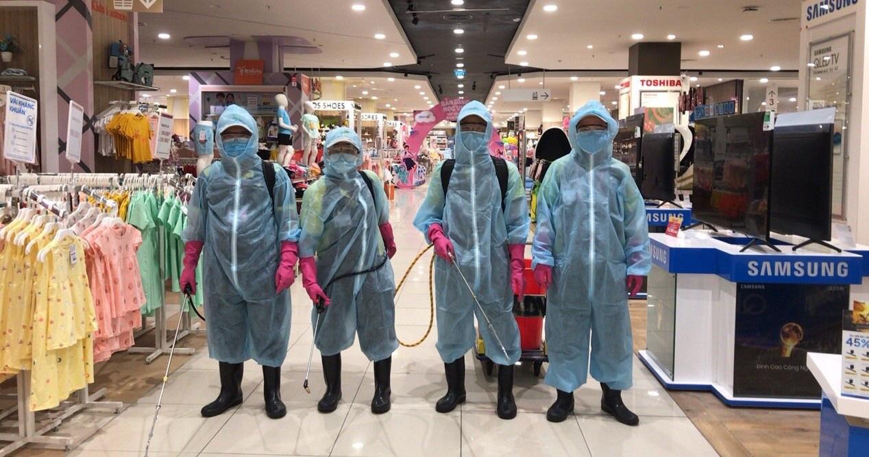 Các nhân viên AEON tiếp xúc bệnh nhân COVID-19 đều âm tính, AEON Bình Tân và Tân Phú đủ điều kiện phục vụ khách hàng - Ảnh 1.
