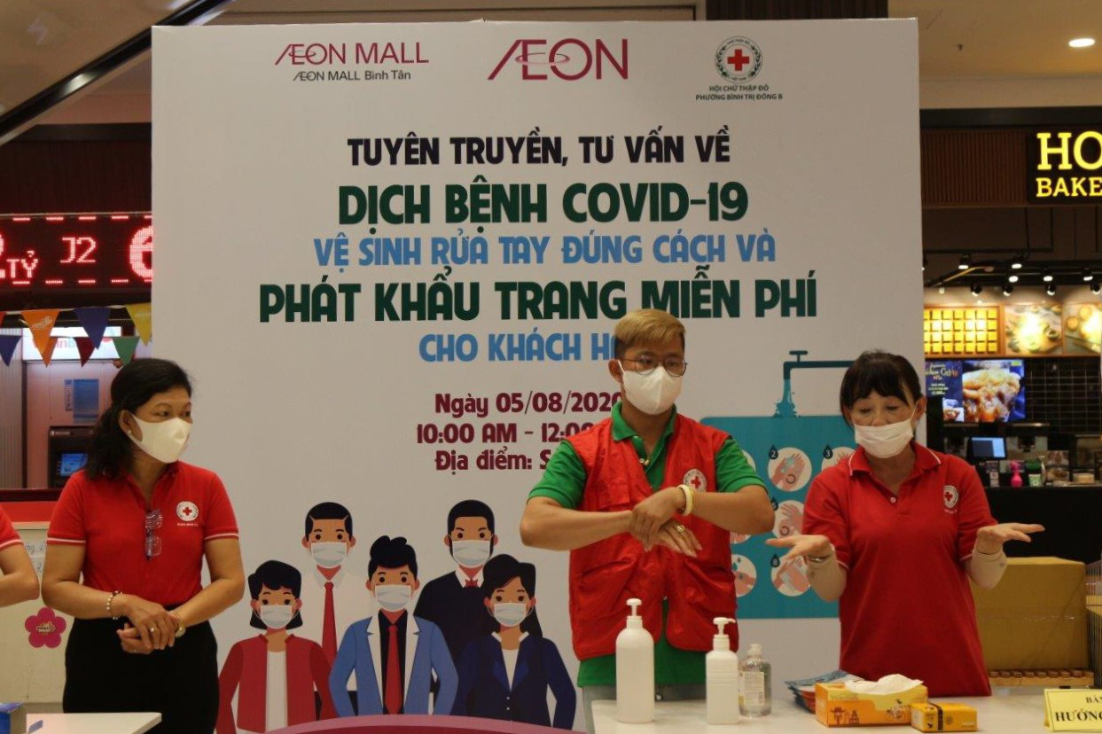 Các nhân viên AEON tiếp xúc bệnh nhân COVID-19 đều âm tính, AEON Bình Tân và Tân Phú đủ điều kiện phục vụ khách hàng - Ảnh 2.