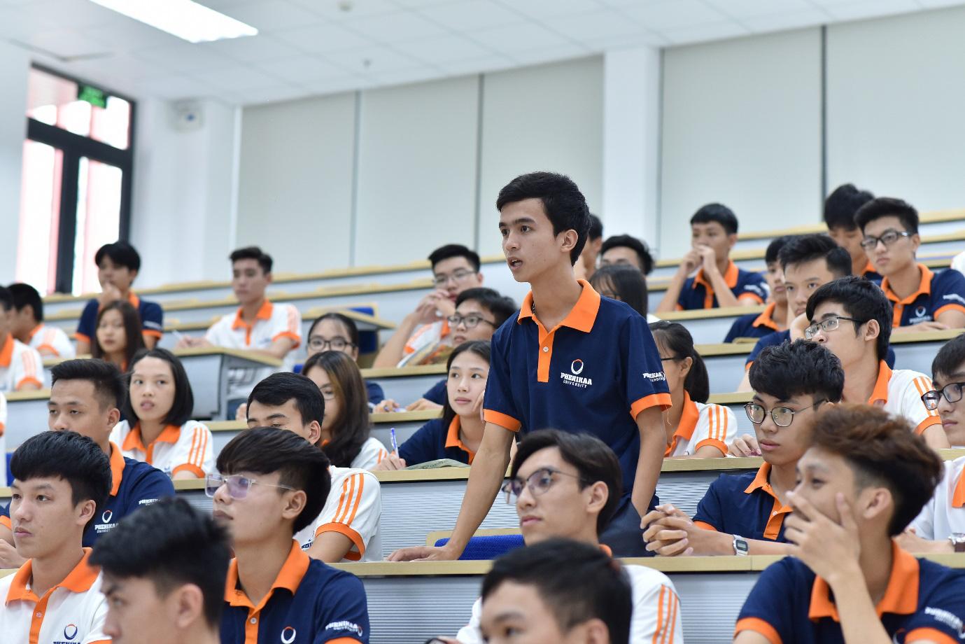 Trường Đại học Phenikaa: Lựa chọn mới của nhiều thí sinh tài năng - Ảnh 3.