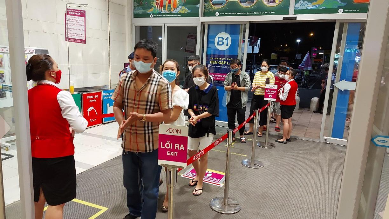 Các nhân viên AEON tiếp xúc bệnh nhân COVID-19 đều âm tính, AEON Bình Tân và Tân Phú đủ điều kiện phục vụ khách hàng - Ảnh 4.