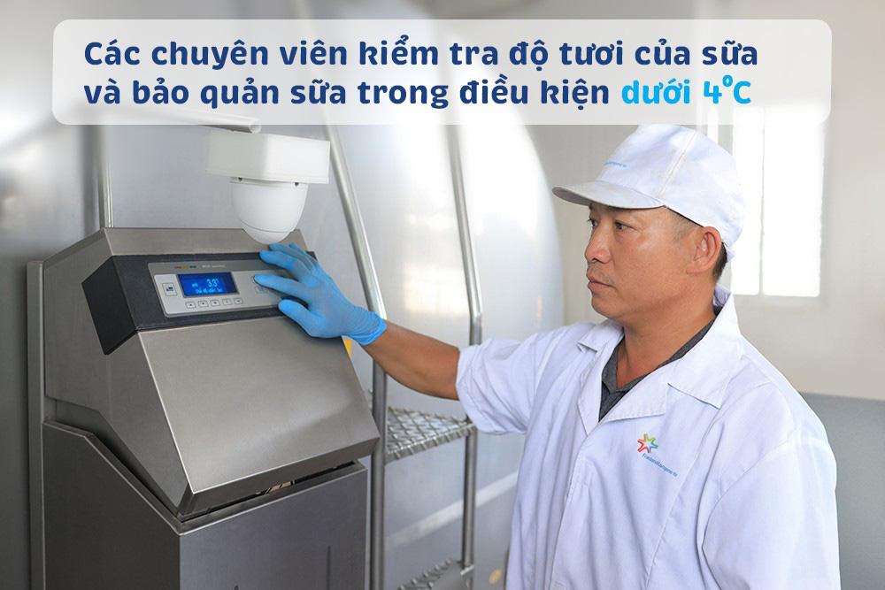Quy trình sản xuất sữa chuẩn an toàn và thuần khiết hóa ra lại hay ho thế này! - Ảnh 6.