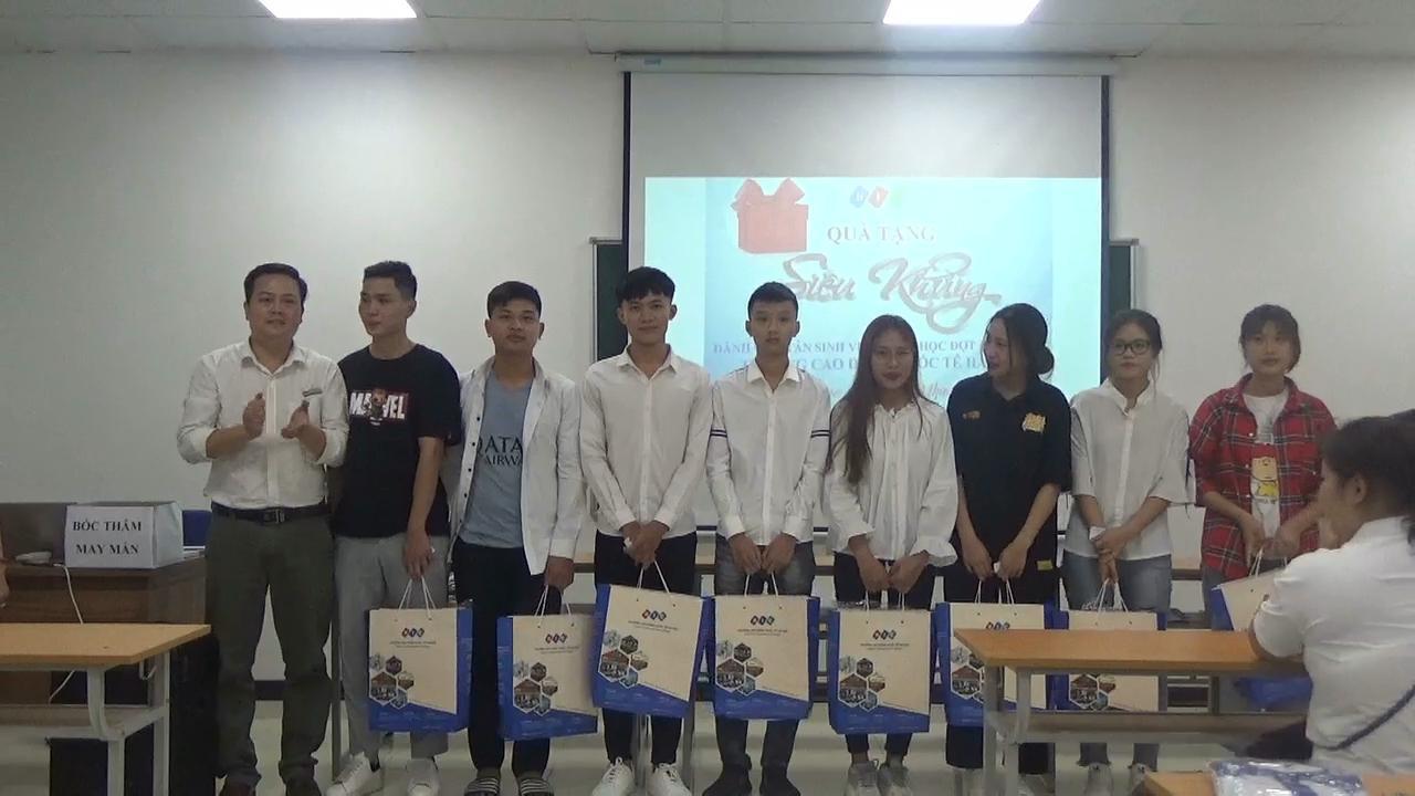 Trường Cao đẳng Quốc tế Hà Nội dành gói học bổng đặc biệt cho du học sinh bị ảnh hưởng bởi Covid-19 - Ảnh 3.