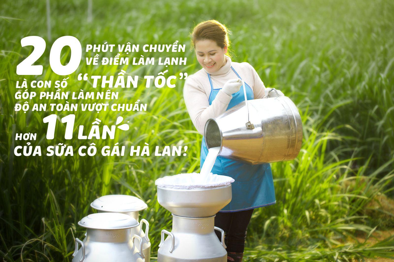 Quy trình sản xuất sữa chuẩn an toàn và thuần khiết hóa ra lại hay ho thế này! - Ảnh 4.