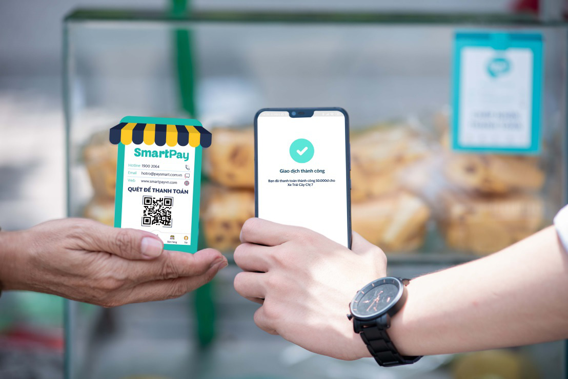 Quét mã thanh toán với SmartPay – Cơ hội nhận ngay 99 triệu đồng - Ảnh 2.