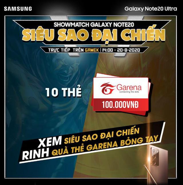 Màn so tài mãn nhãn tại Samsung Showmatch và chiến thắng đầy thuyết phục của Takademy Team - Ảnh 4.
