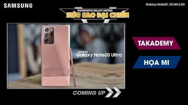 Màn so tài mãn nhãn tại Samsung Showmatch và chiến thắng đầy thuyết phục của Takademy Team - Ảnh 5.