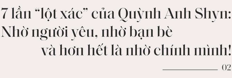 """Quỳnh Anh Shyn: """"Đừng bao giờ để công chúng thấy nhàm khi nhìn thấy mình trên một trang báo nào đó"""" - Ảnh 3."""