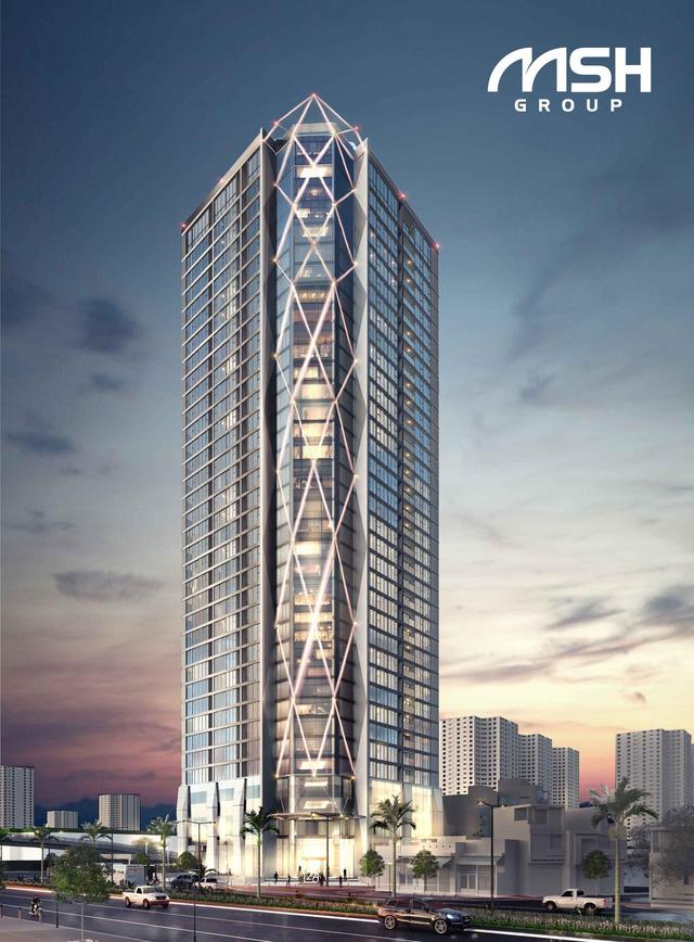 Veracity ký kết phân phối độc quyền dự án Summit Building với MSH Group - Ảnh 2.