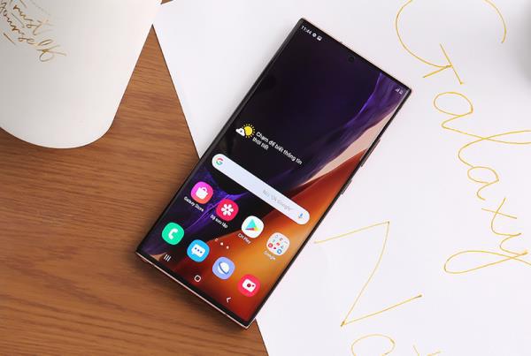 Galaxy Note20 Ultra chứng minh sức mạnh không thể ngờ tới trong Showmatch Liên Quân Mobile - Ảnh 4.