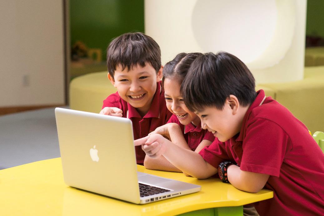 Học sinh Tiểu học VAS đam mê sáng tạo và lập trình robot - Ảnh 2.