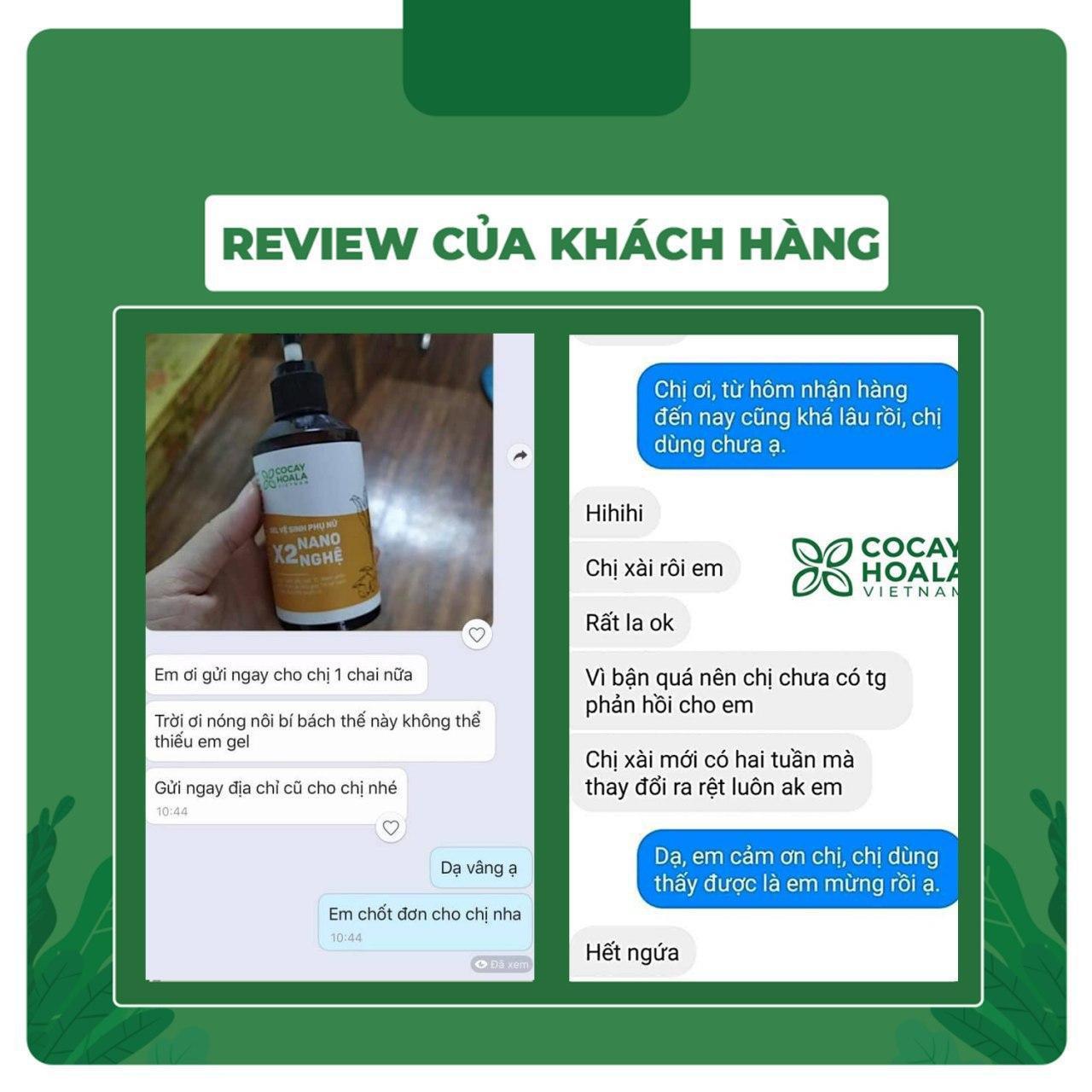 Cỏ Cây Hoa Lá: Gel X2 Nano Nghệ bứt phá ngoạn mục, đứng top 1 dung dịch vệ sinh bán chạy nhất tháng trên Tiki - Ảnh 4.