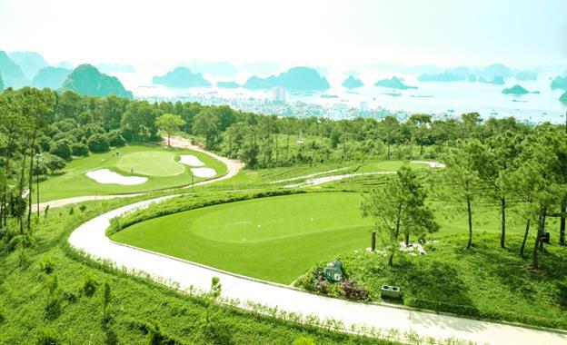 Ngắm trọn Hạ Long từ khu biệt thự sân golf độc đáo tại Quảng Ninh - Ảnh 3.