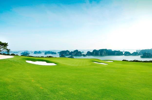 Ngắm trọn Hạ Long từ khu biệt thự sân golf độc đáo tại Quảng Ninh - Ảnh 4.