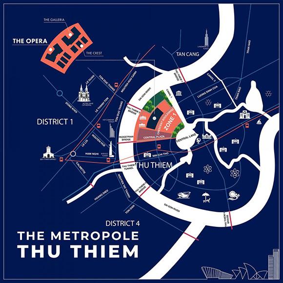 The Opera Residence - Không gian sống hoàn hảo bậc nhất không thể bỏ lỡ của The Metropole Thủ Thiêm - Ảnh 1.