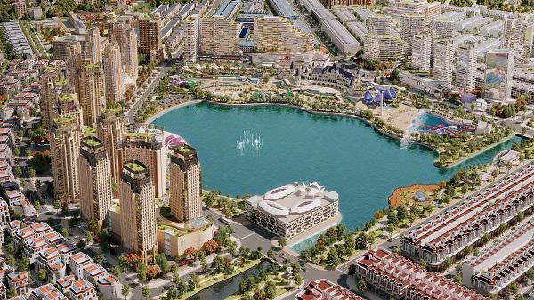 Tiềm năng phát triển phố thương mại đêm tại dự án Van Phuc City - Ảnh 1.