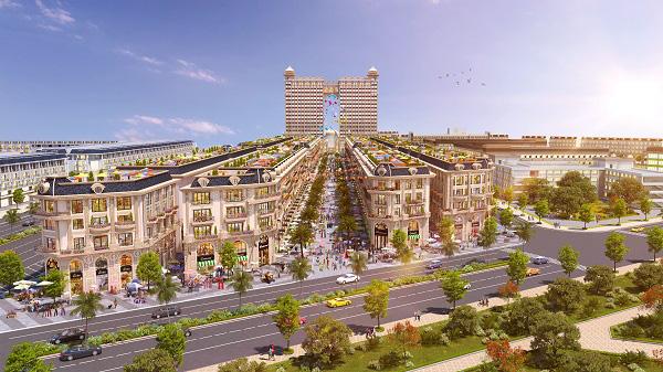 Tiềm năng phát triển phố thương mại đêm tại dự án Van Phuc City - Ảnh 2.