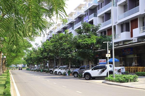 Khu đô thị Van Phuc không ngập nước nhờ quy hoạch đồng bộ - Ảnh 1.
