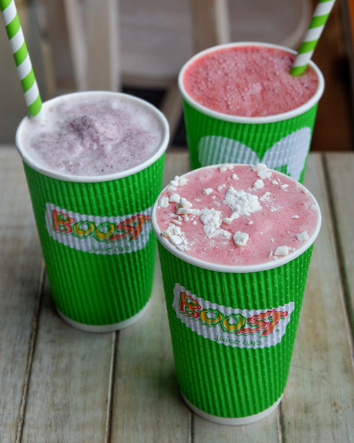 """Boost Juice - lựa chọn """"trendy"""" cho thức uống """"healthy"""" - Ảnh 1."""