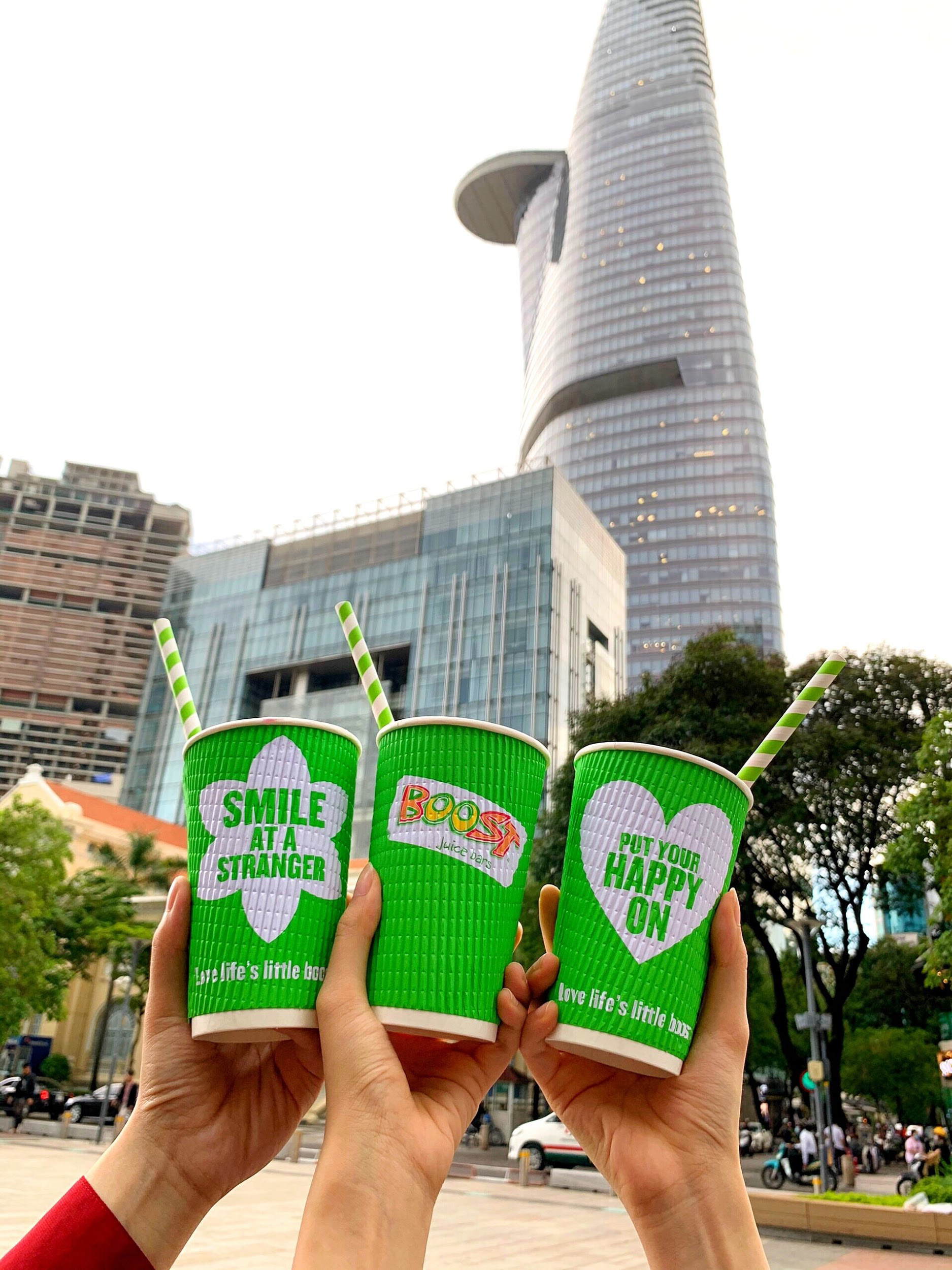 """Boost Juice - lựa chọn """"trendy"""" cho thức uống """"healthy"""" - Ảnh 2."""