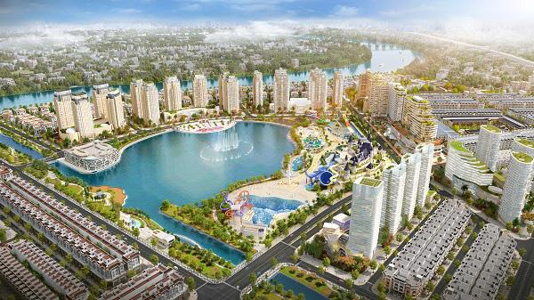 Khu đô thị Van Phuc không ngập nước nhờ quy hoạch đồng bộ - Ảnh 3.