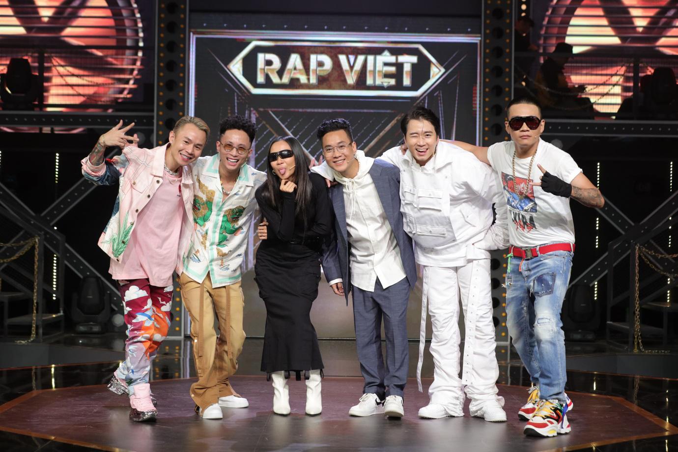 Cùng Rap Việt đánh chiếm top 1 trending YouTube, SpaceSpeakers tiếp tục củng cố vị thế - Ảnh 1.