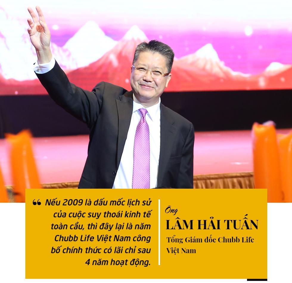 """Vị Tổng Giám đốc """"không nhiệm kỳ"""" của Chubb Life Việt Nam - Ông Lâm Hải Tuấn: Bảo hiểm với tôi là sứ mệnh - Ảnh 9."""