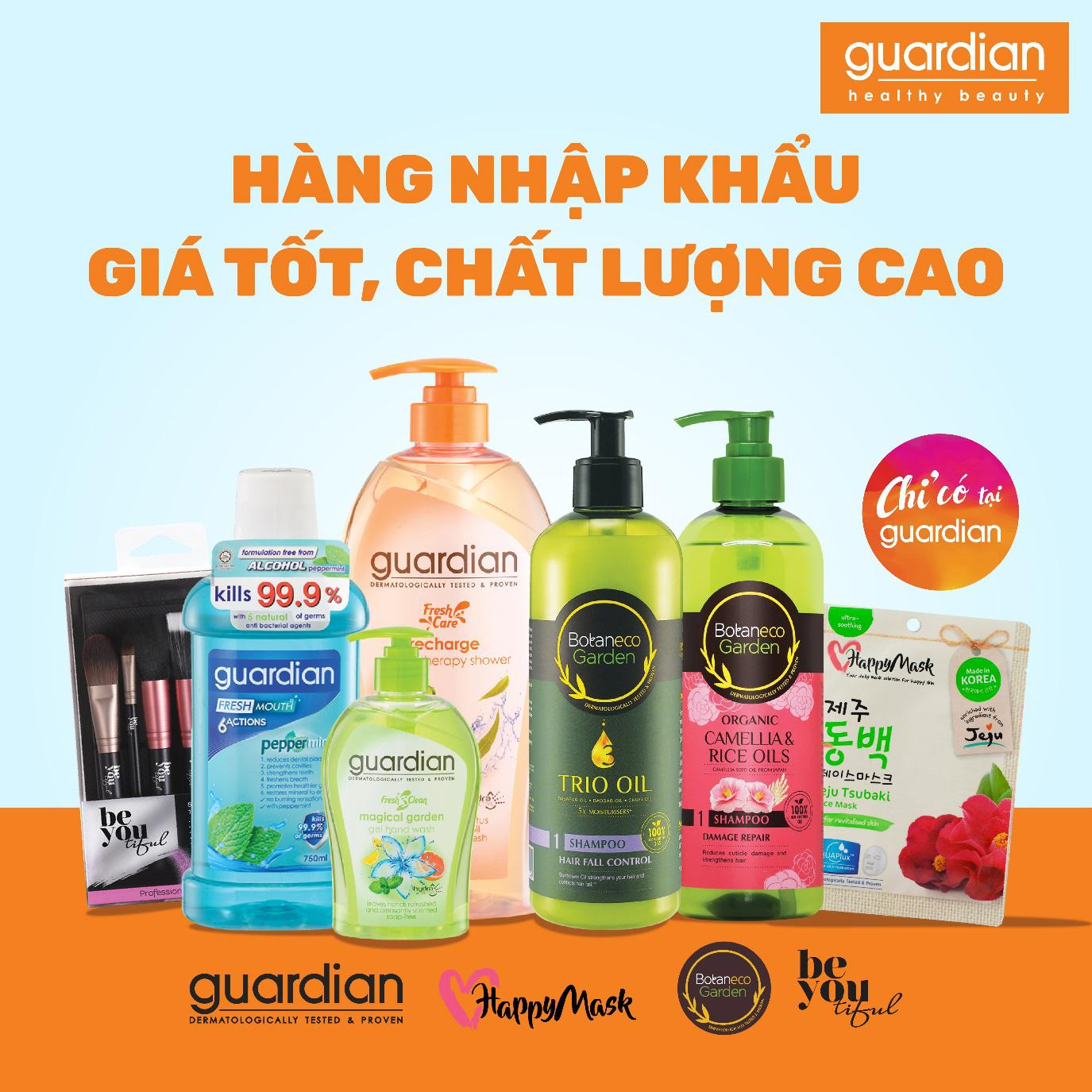 Hành trình kết nối những thương hiệu đình đám thế giới với người tiêu dùng Việt của Guardian - Ảnh 3.