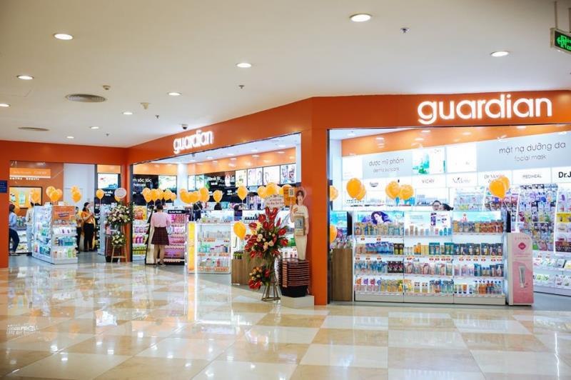 Hành trình kết nối những thương hiệu đình đám thế giới với người tiêu dùng Việt của Guardian - Ảnh 5.