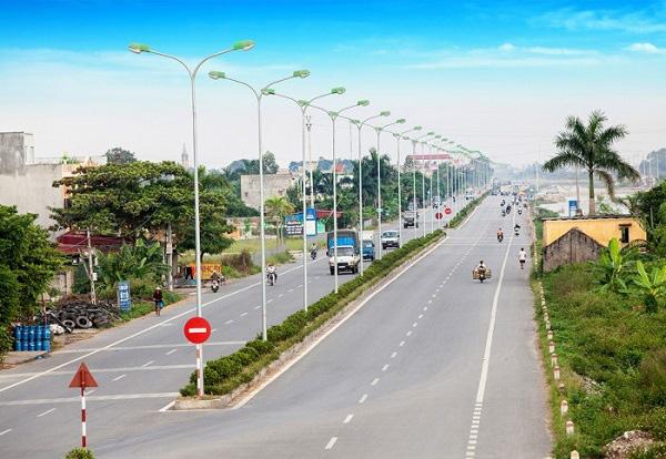 Hạ tầng giao thông đồng bộ tạo sức hút cho bất động sản thành phố Thái Bình - Ảnh 1.