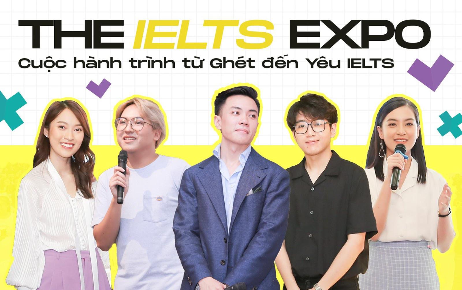 The IELTS Expo 2020 khép lại hoành tráng tại Hà Nội - Ảnh 1.