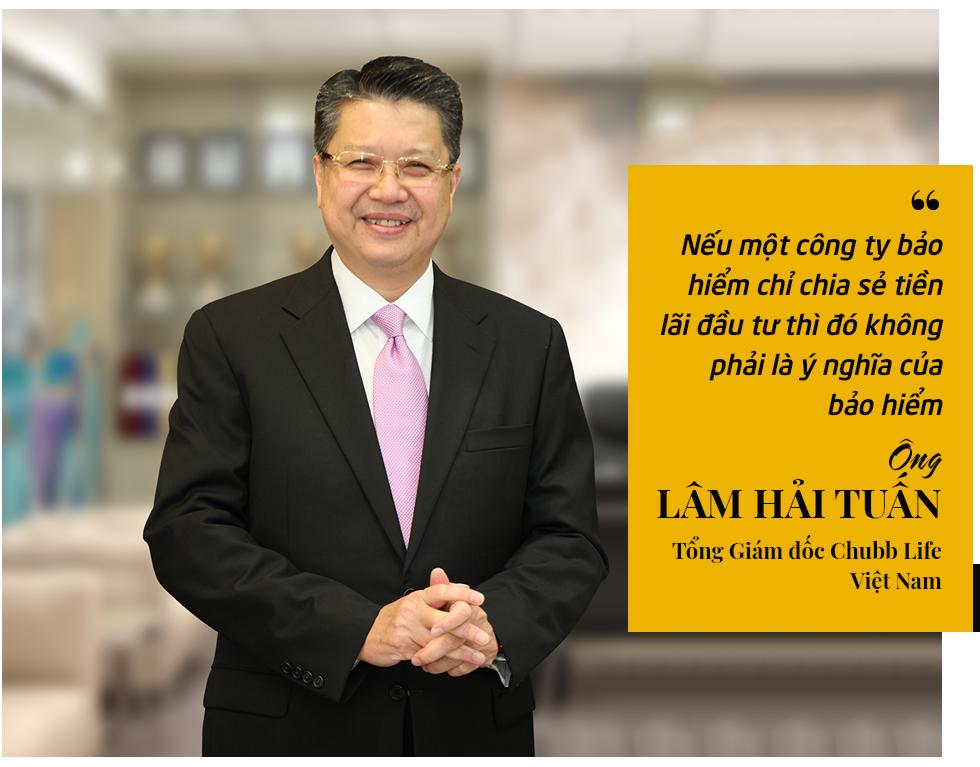 """Vị Tổng Giám đốc """"không nhiệm kỳ"""" của Chubb Life Việt Nam - Ông Lâm Hải Tuấn: Bảo hiểm với tôi là sứ mệnh - Ảnh 3."""