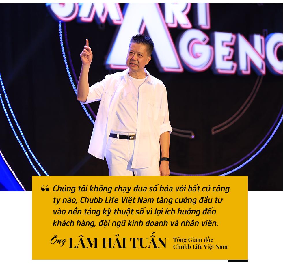 """Vị Tổng Giám đốc """"không nhiệm kỳ"""" của Chubb Life Việt Nam - Ông Lâm Hải Tuấn: Bảo hiểm với tôi là sứ mệnh - Ảnh 5."""