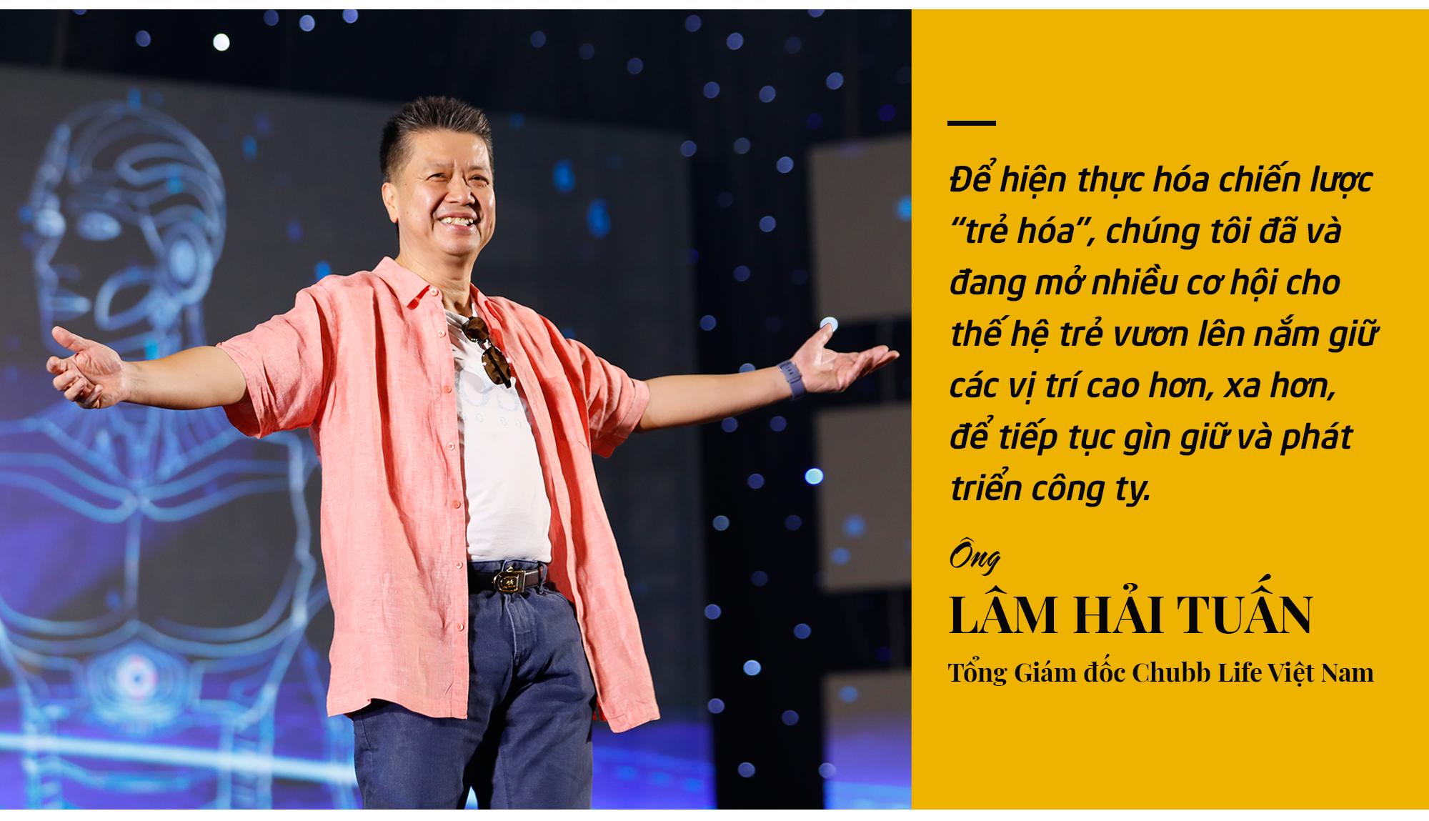"""Vị Tổng Giám đốc """"không nhiệm kỳ"""" của Chubb Life Việt Nam - Ông Lâm Hải Tuấn: Bảo hiểm với tôi là sứ mệnh - Ảnh 8."""