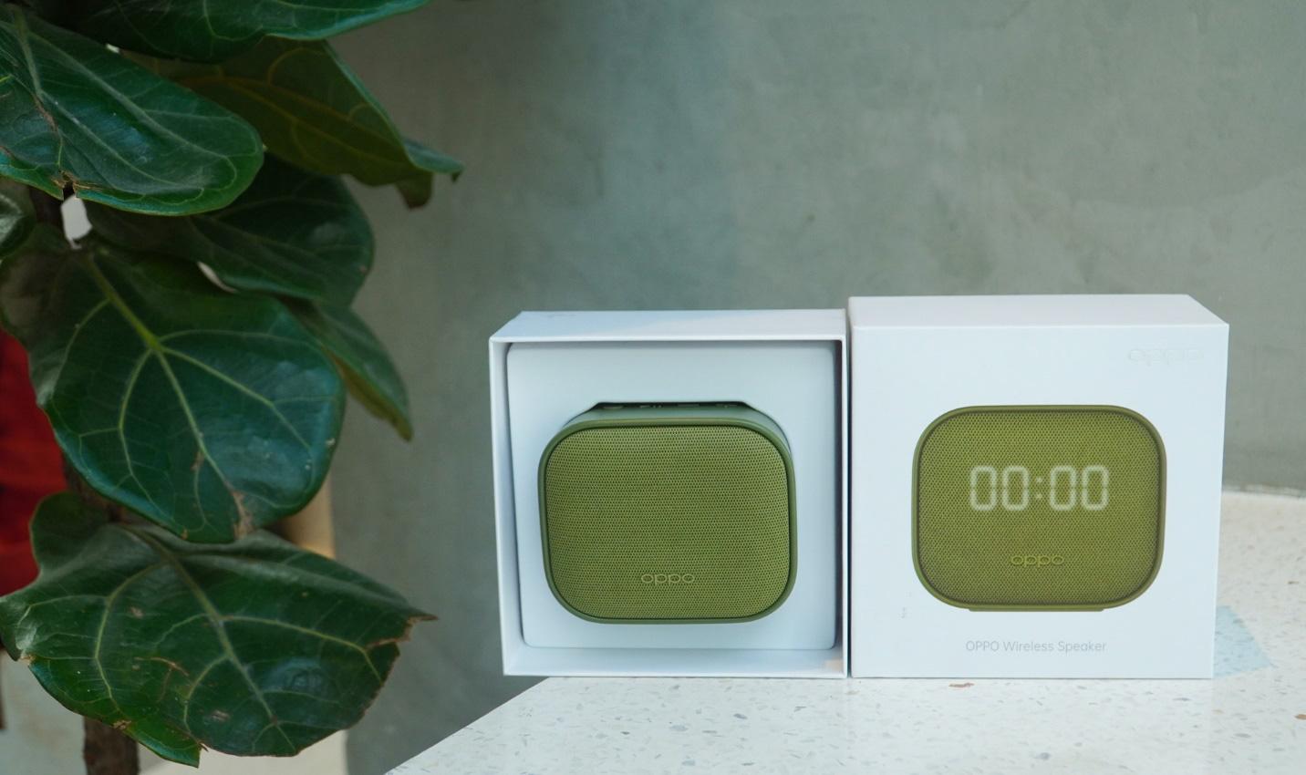 Trải nghiệm loa Bluetooth OPPO - Quà tặng đặt trước Reno4 - Ảnh 1.