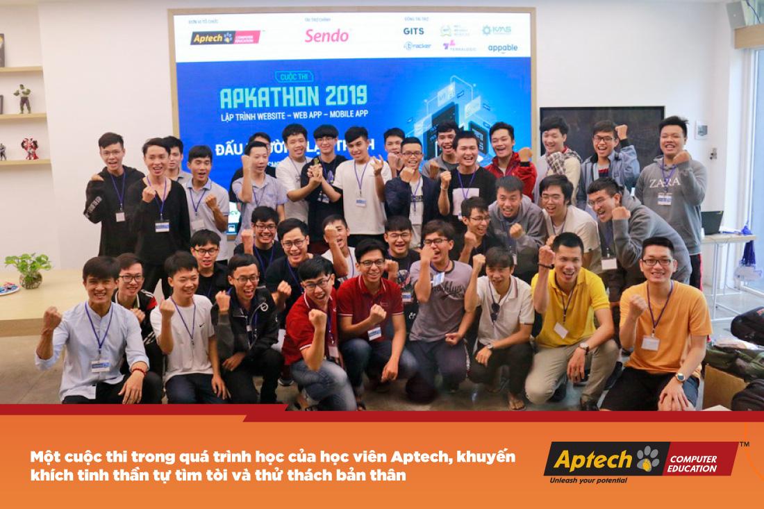 Bước tiến tự tin về tương lai cùng chương trình liên thông của Aptech - Ảnh 3.