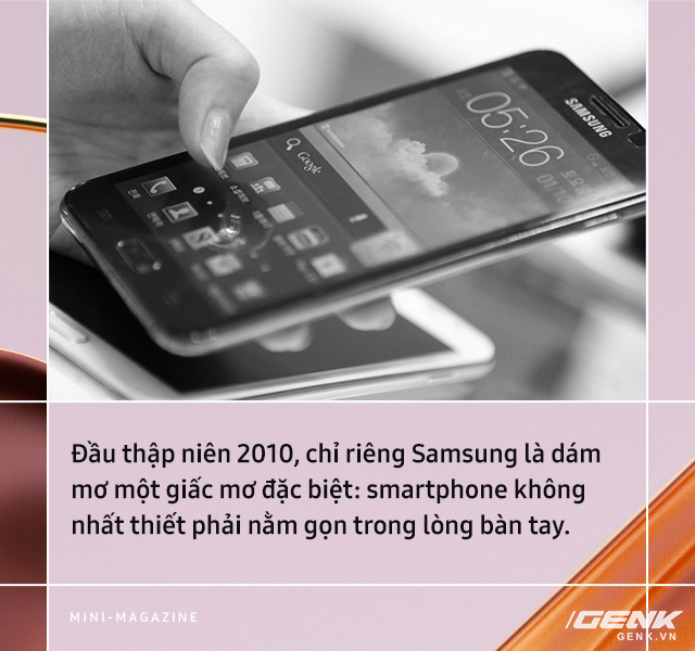 Galaxy Note20: Hiện thực hóa giấc mơ dẫn dắt trải nghiệm di động toàn diện - Ảnh 2.