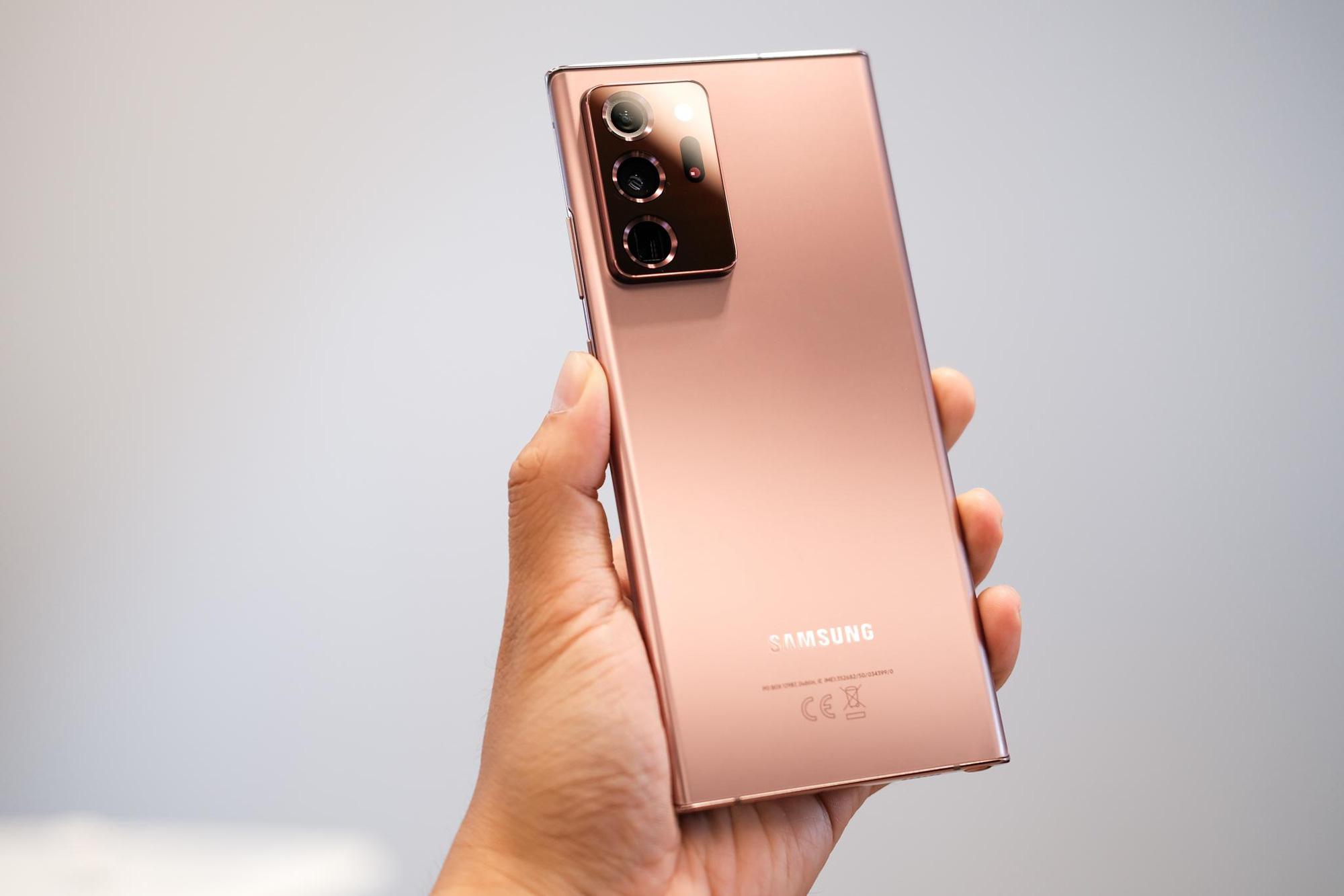 Nhìn lại màn ra mắt siêu phẩm Galaxy Note20: Sẵn sàng đưa thế giới bước vào kỷ nguyên 5G - Ảnh 3.