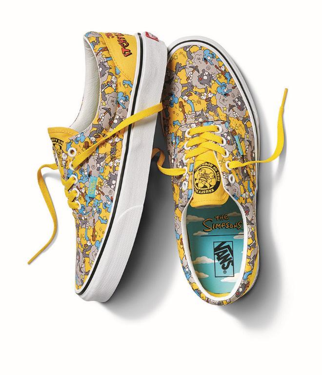 """Vans x The Simpsons tung hàng loạt cực phẩm siêu cưng, nhìn thôi đã muốn """"gói mang về"""" - Ảnh 3."""