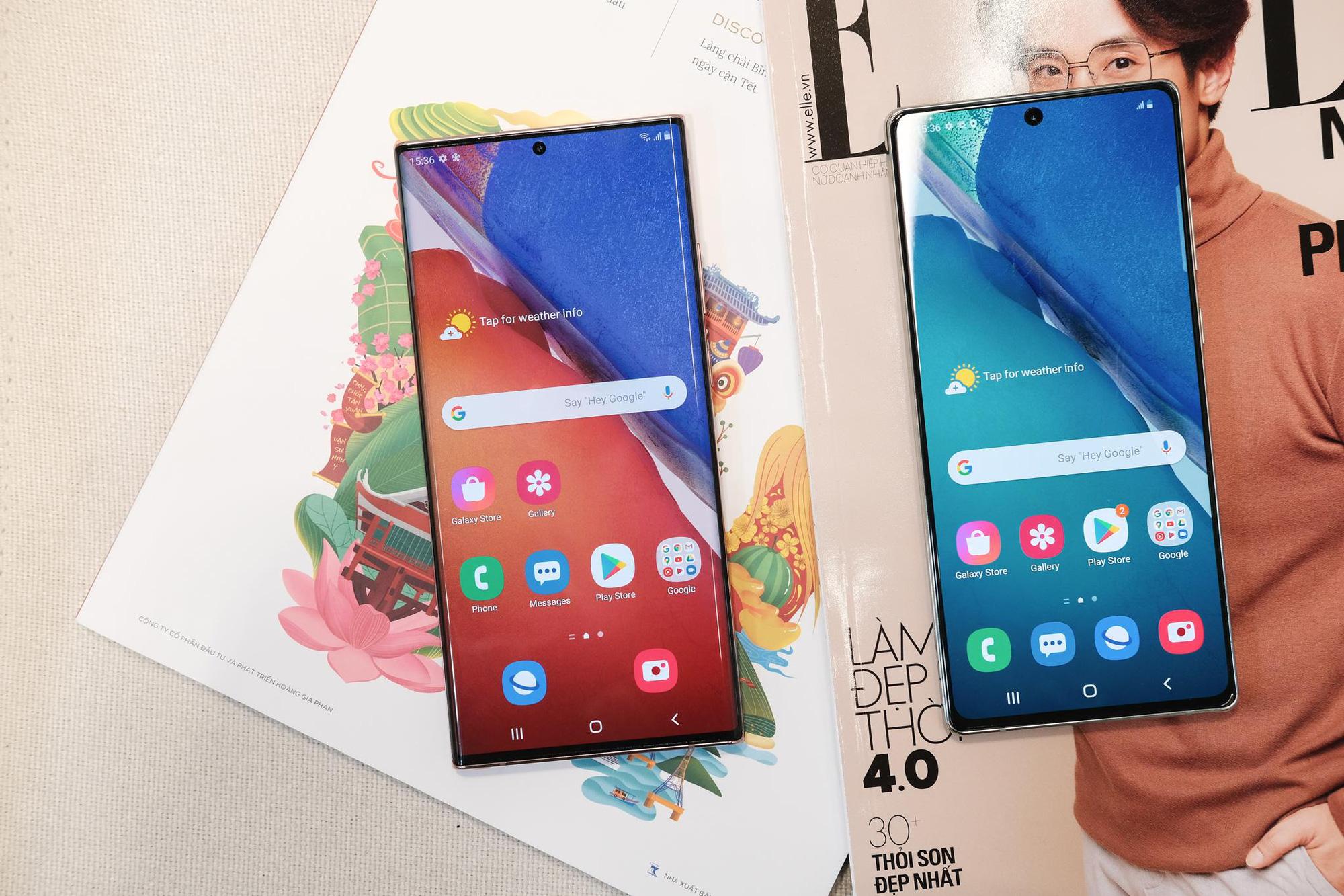 Nhìn lại màn ra mắt siêu phẩm Galaxy Note20: Sẵn sàng đưa thế giới bước vào kỷ nguyên 5G - Ảnh 4.