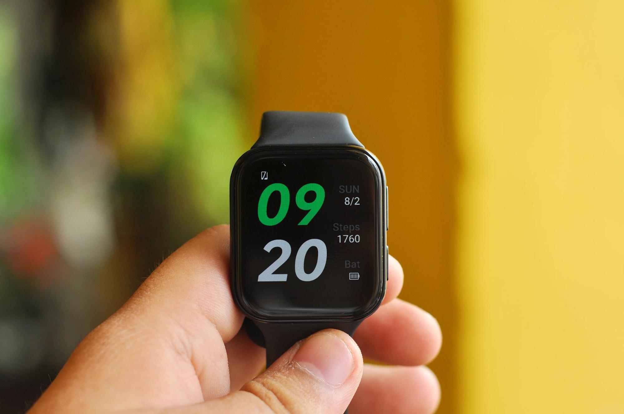 Thiết kế tinh tế, tính năng ấn tượng: OPPO Watch mang đến nhiều lợi ích hơn bạn nghĩ! - Ảnh 5.