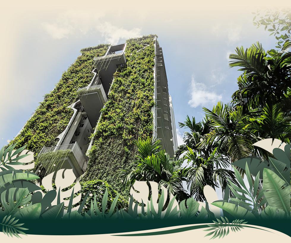 An cư nơi phố: Hơi thở resort xanh mướt và hơn thế nữa… - Ảnh 4.