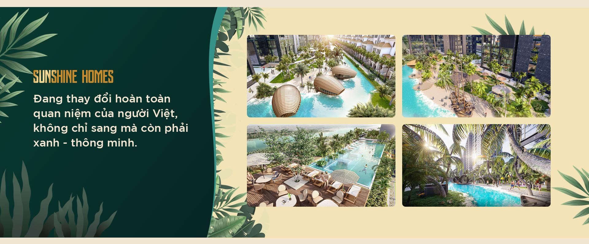 An cư nơi phố: Hơi thở resort xanh mướt và hơn thế nữa… - Ảnh 8.