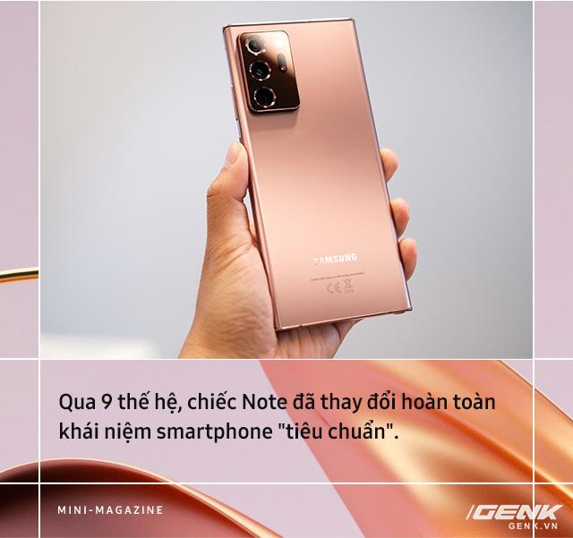 Galaxy Note20: Hiện thực hóa giấc mơ dẫn dắt trải nghiệm di động toàn diện - Ảnh 4.