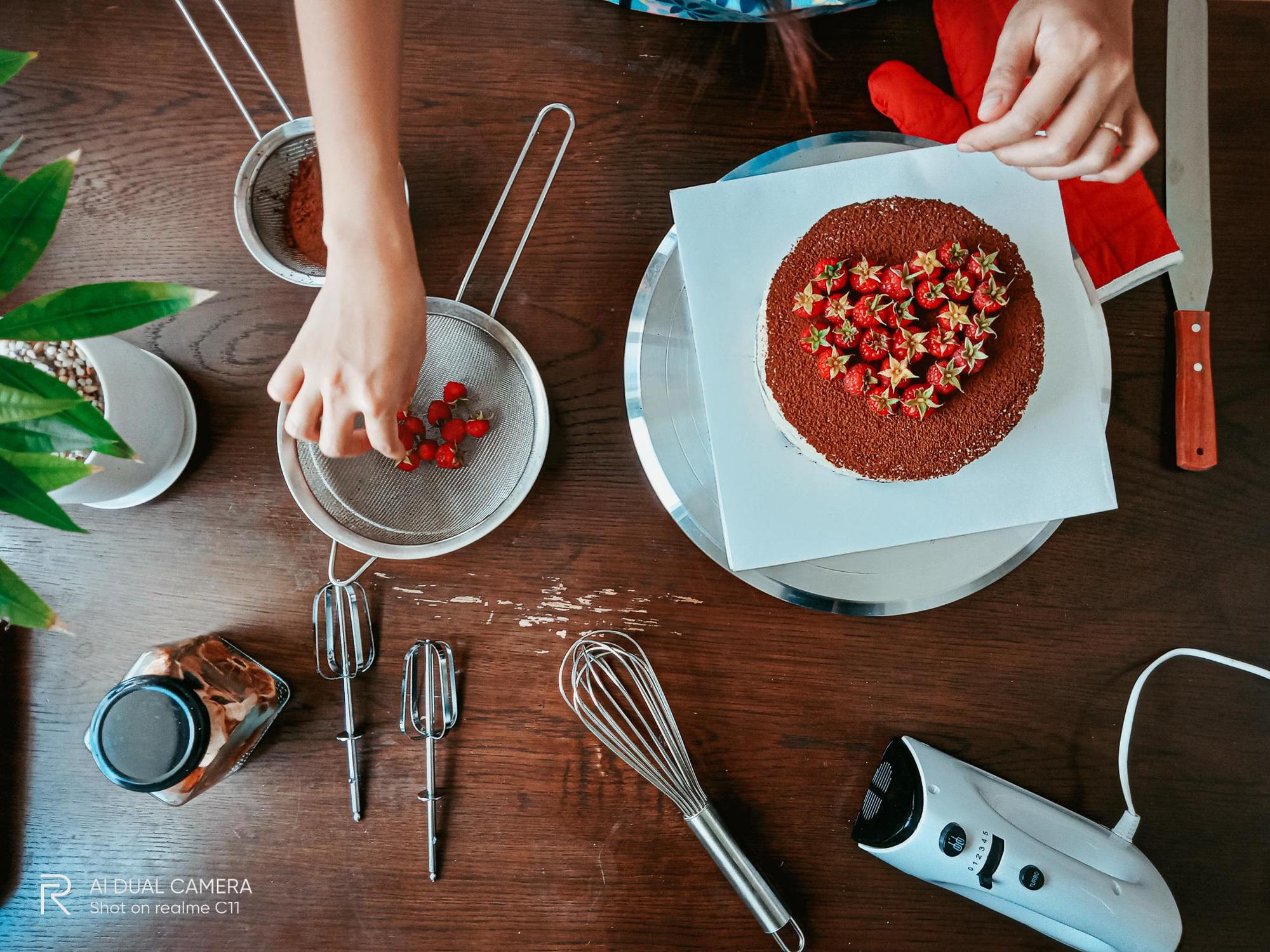 Một ngày cuối tuần của cô nàng yêu bếp sẽ như thế nào? - Ảnh 6.
