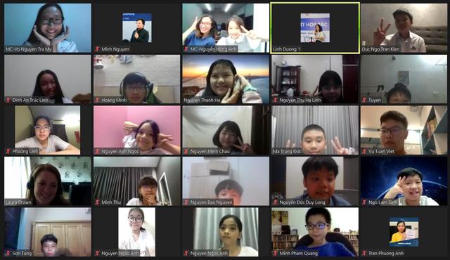 Lễ khai giảng trực tuyến đầu tiên tại Việt Nam của trường Phổ thông Anh Quốc Nisai Global School - Ảnh 1.