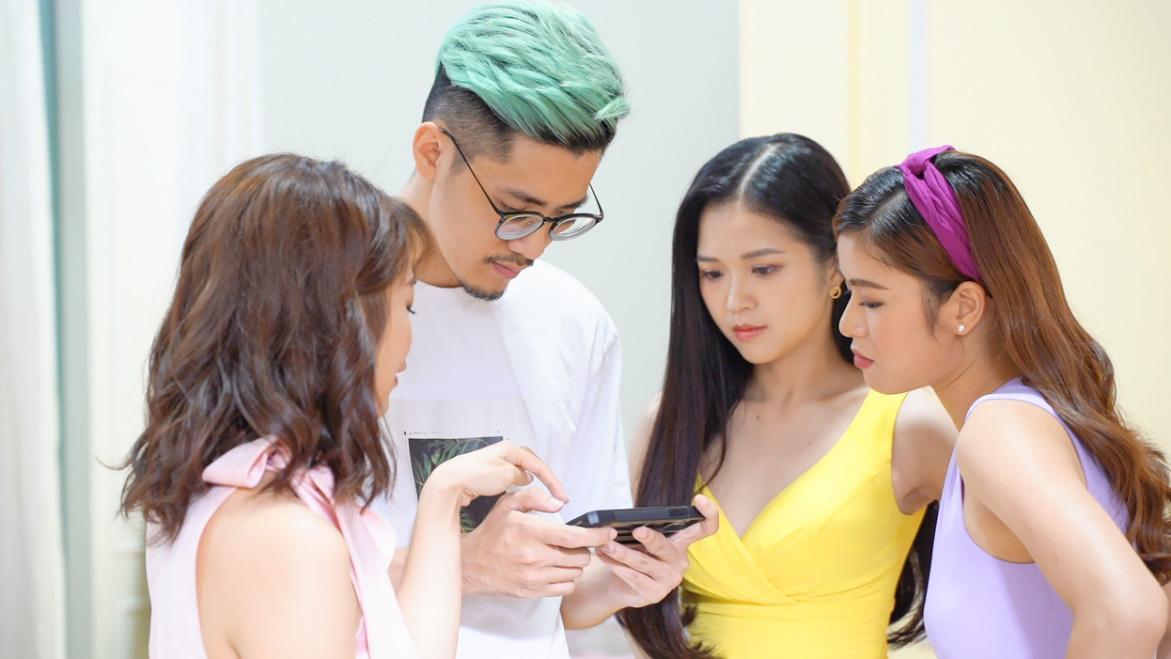 Suni Hạ Linh và Phạm Đình Thái Ngân lần đầu kết hợp trong MV mới - Ảnh 3.